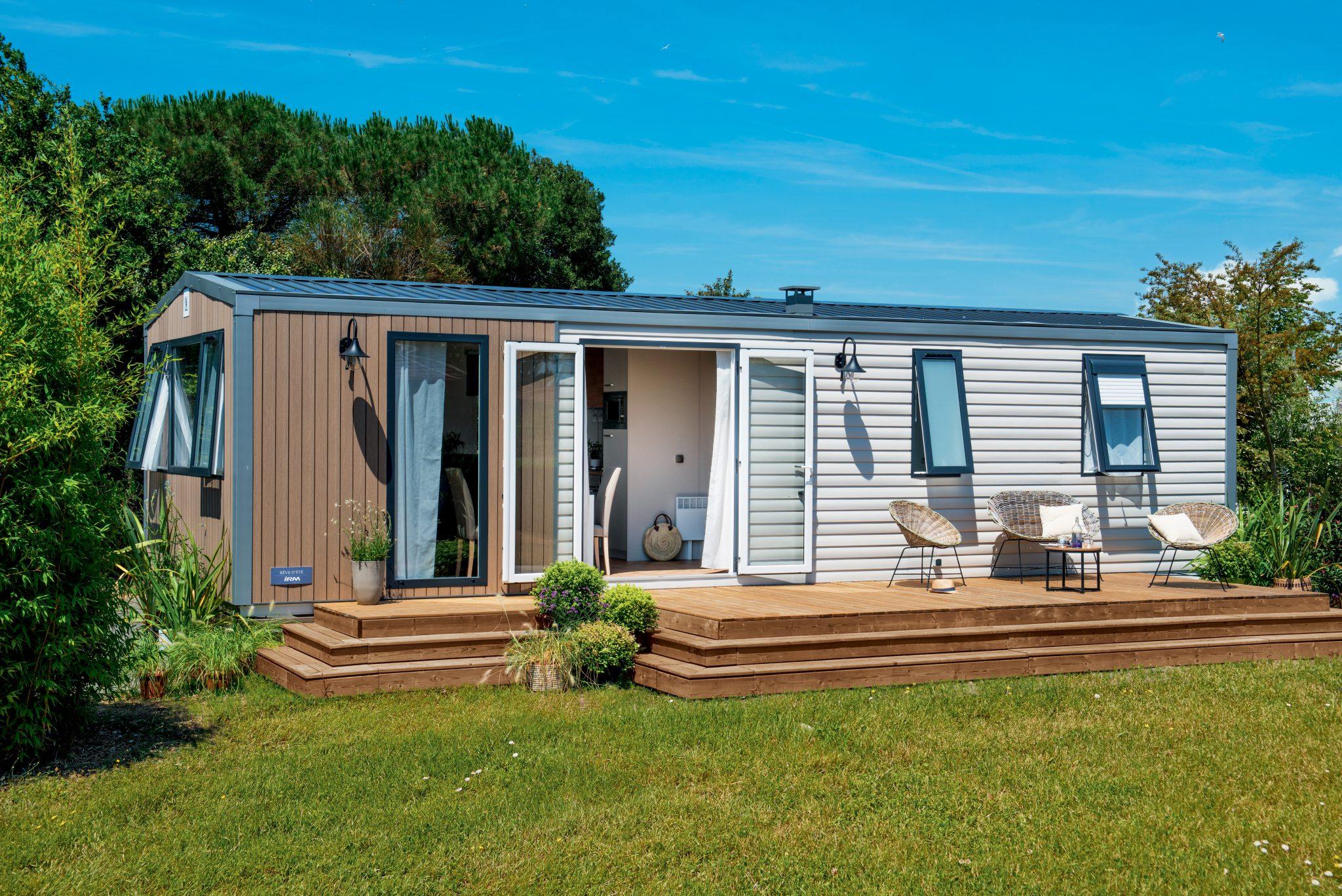 Irm Rêve d'été – NEUF – Gamme Premium – RESIDENTIEL – 2 Chambres – Collection 2021