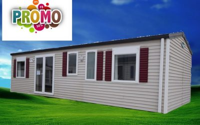 Ohara 9.34 – 2007 – Mobil home d'occasion – 10 000€ – 3 chambres – PROMOTION