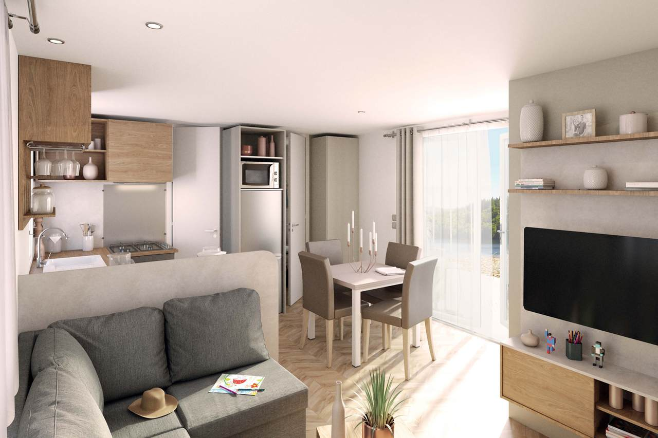 Irm Petit Paradis - 2020 - Neuf - RESIDENTIEL - Zen Mobil home