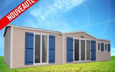 Irm Emeraude – 2009 – Mobil home d'occasion – 22 000€ – 2 Chambres – NOUVEAUTE