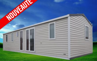 Irm Violette – 2020 – Mobil home Neuf – 35 500€ – 3 chambres – NOUVEAUTE