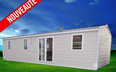 Irm Capucine 2 – 2020 – Mobil home Neuf – 29 900€ – 2 Chambres – NOUVEAUTE