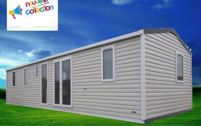 Irm Violette – 2020 – Mobil home Neuf – 35 500€ – 3 chambres