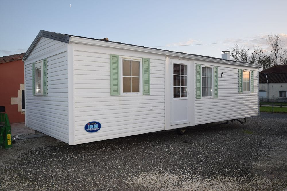 Irm Rubis - 2003 - Mobil home d'occasion - 8 500€ - Zen Mobil homes