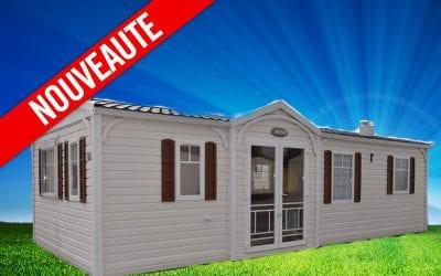 Irm Rubis 236 – 2005 – Mobil home d'occasion – 11 000€ – 3 chambres – NOUVEAUTE