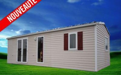 Irm Sibella 781 – 2009 – Mobil home d'occasion – 9 000€ – 2 chambres – NOUVEAUTE