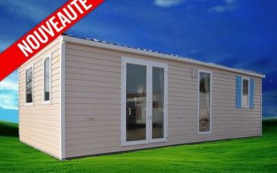Irm Sibella – 2010 – Mobil home d'occasion – 9 500€ – 2 chambres – NOUVEAUTE