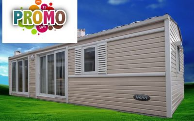 Irm Riviera 3 – 2008 – Mobil home d'occasion – 9 900€ – 3 chambres – PROMOTION
