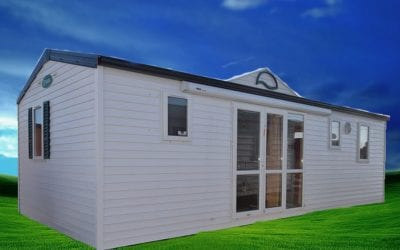 Ohara 8.34 – 2004 – Mobil home d'occasion – 7 500€ – 3 chambres – NOUVEAUTE