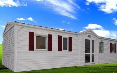 Irm Apollon 784 – 2008 – Mobil home d'occasion – 17 000€ – 3 chambres – NOUVEAUTE