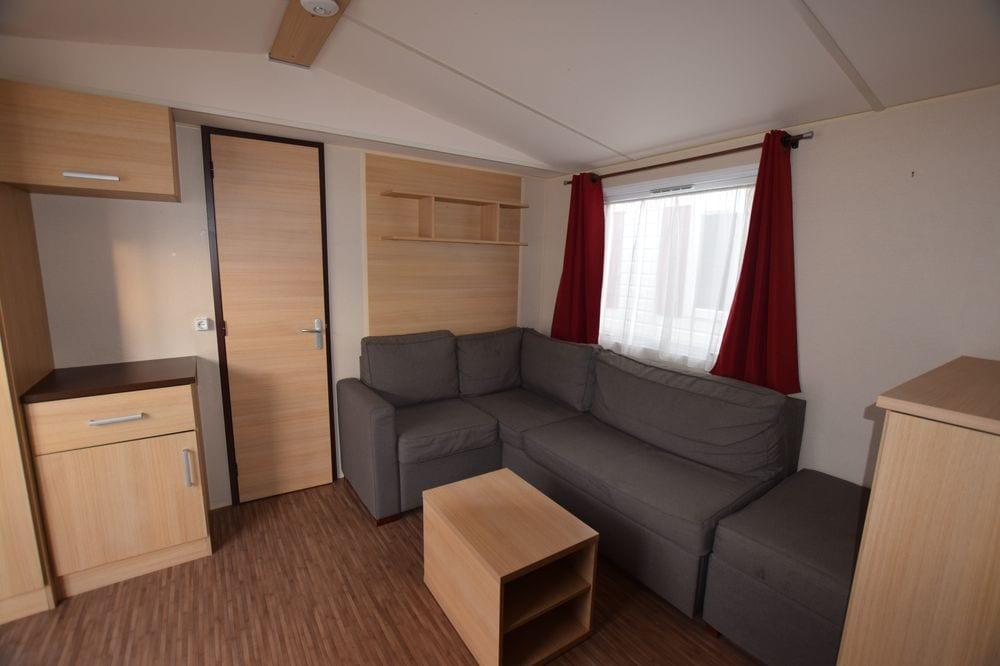 Rapidhome Elite 100 - 2010 - Mobil home d'oc - 14 500€ - Zen Mobil home