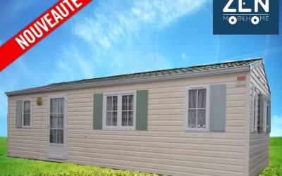 Ridorev Amazone – 2002 – Mobil home d'occasion – 6 500€ – 2 chambres – NOUVEAUTE