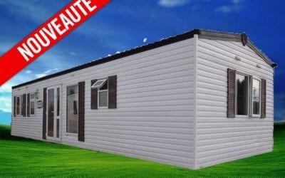 Cosalt Cascade 516 – 2006 – Mobil home d'occasion – 11 000€ – 3 chambres – NOUVEAUTE