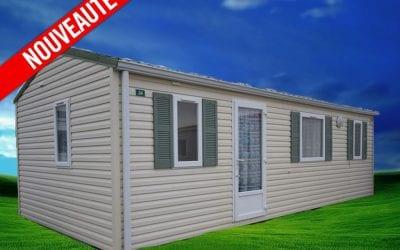 Ridore Santa Fé 24 – 2005 – Mobil home d'occasion – 7 000€ – 2 chambres – NOUVEAUTE