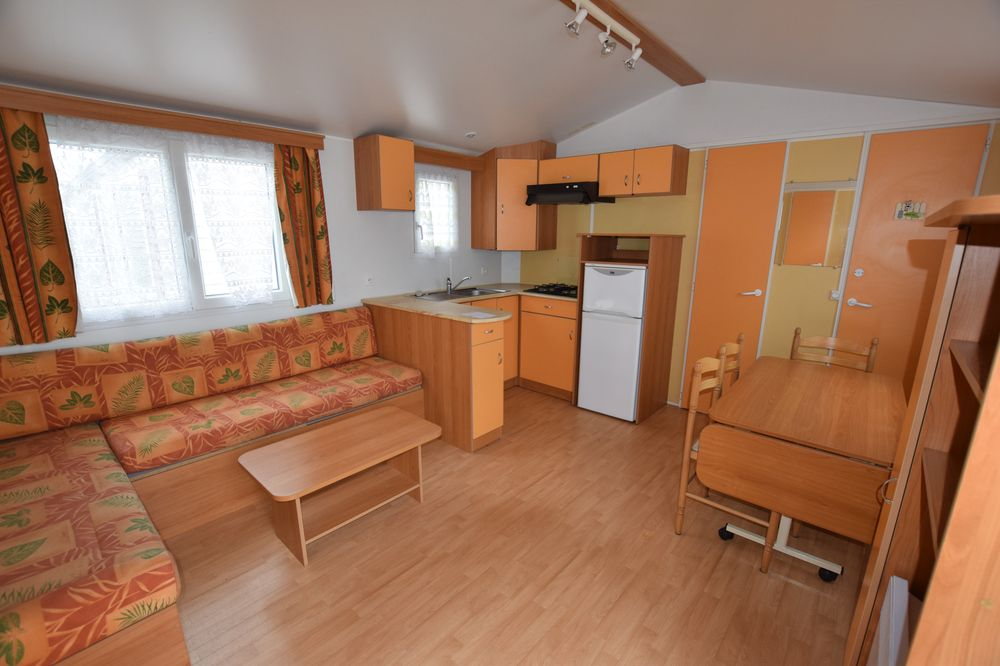 Ohara Ophéa - 2006 - Mobil home d'occasion - 5 800€ - Zen Mobil homes