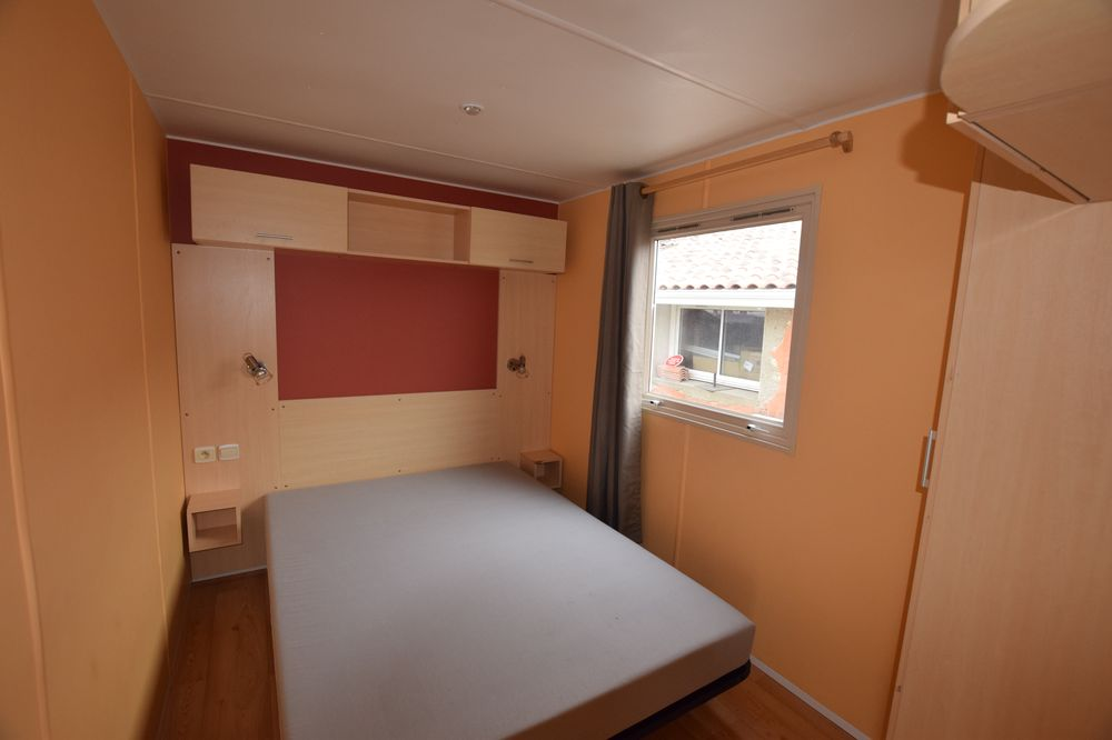 Irm Loggia Bois - 2006 - Mobil home d'occasion - 7 500€ - Zen Mobil home