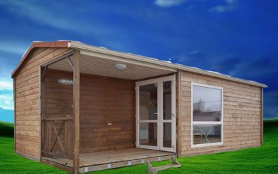 Irm Loggia Bois – 2006 – Mobil home d'occasion – 7 500€ – 2 Chambres