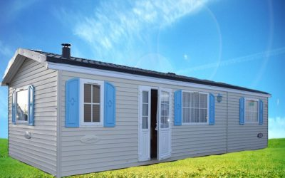 Rapidhome Harmony – 2008 – Mobil home d'occasion – 11 500€ – 2 chambres