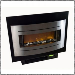 N171 - cheminee electrique - pièce détachée anglaise - Zen Mobil home
