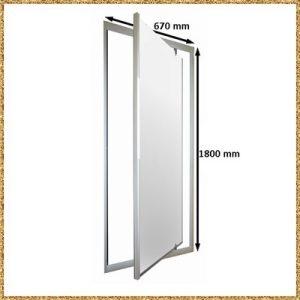 103624 – porte de douche – pièce détachée française – Zen Mobil homes
