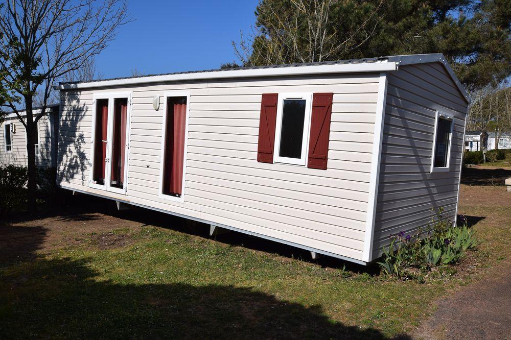 Camping St Pierre d'Oléron - Charente Maritime - Zen Mobil homes