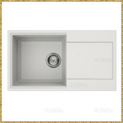 167188 - evier blanc – pièce détachée française – Zen Mobil homes