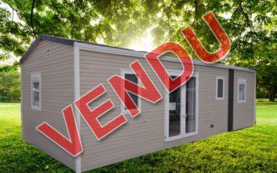 Rapidhome Lodge 83 – 2021 – Mobil home NEUF – 27 300€ – 3 chambres – NOUVEAUTE