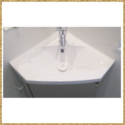 201926 – lavabo angle – pièce détachée francaise – Zen Mobil home