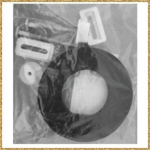 167974 – kit fixation – pièce détachée – Zen Mobil homes