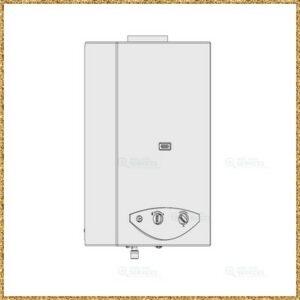 176306 – chauffe eau – pièce détachée – Zen Mobil homes