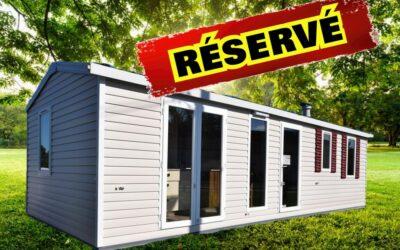 Irm Merveilla – 2012 – Mobil home d'occasion – 14 000€ – 3 chambres – NOUVEAUTE