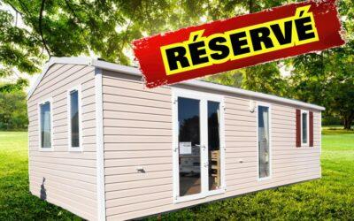 Irm Sibella 712 – 2011 – Mobil home d'occasion – 10 500€ – 2 chambres – NOUVEAUTE